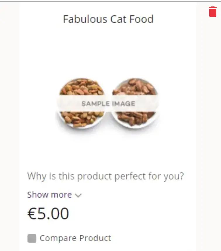 Fabulous Cat Food